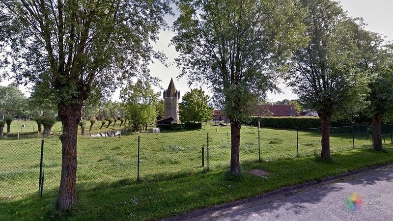 Assebroek bölegsi Brugge'de nerede kalınır