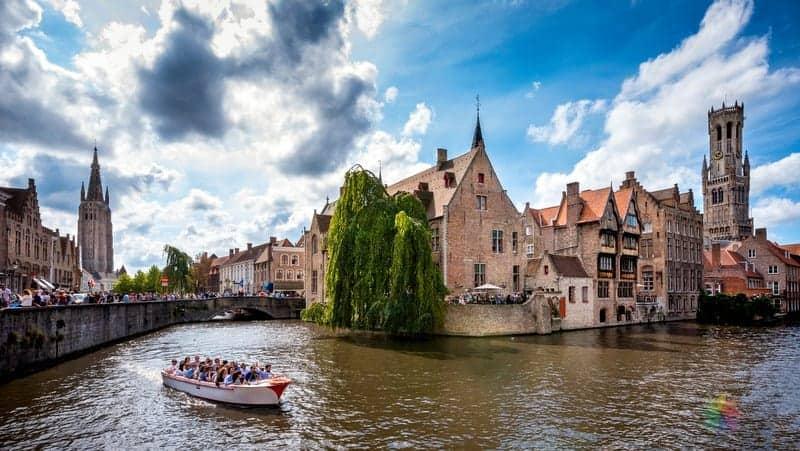Brugge'de nerede kalınır