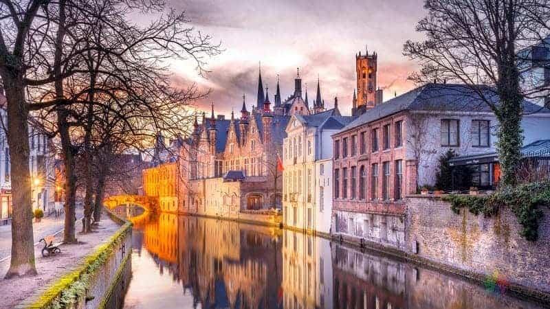 Brugge'de Nerede Kalınır? Otel Tavsiyeleri