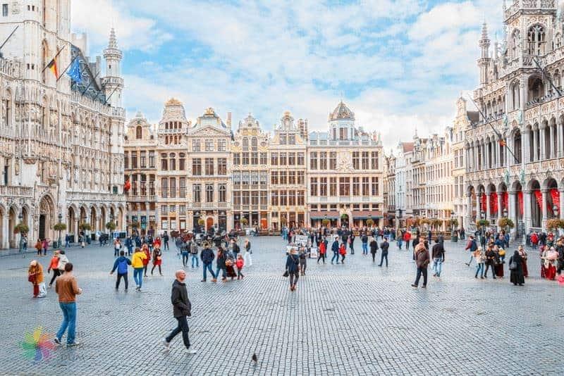 Brüksel'de ne yapılır turistik yerler gezisi