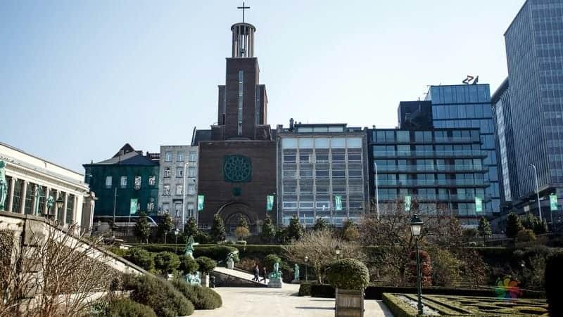 Brüksel'de nerede kalınır Saint Josse ten Noode
