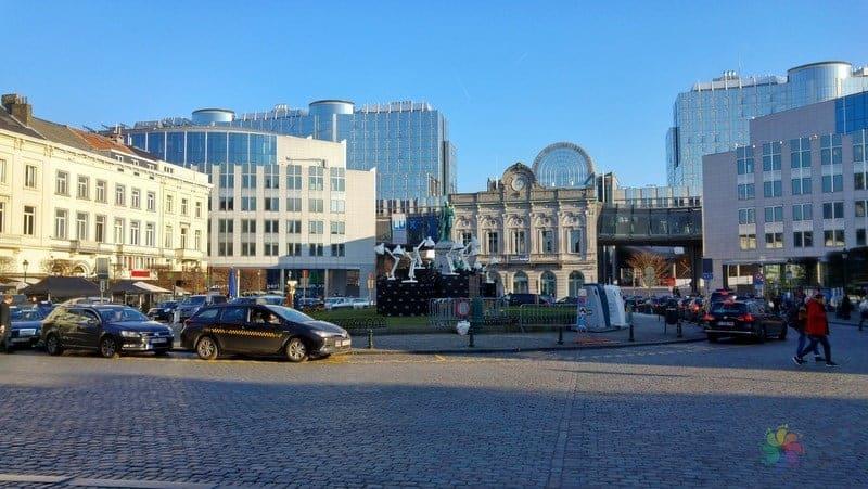 Brüksel'de nerede kalınır European Quarter