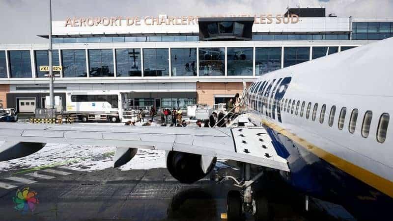 Brüksel havaalanı şehir merkezi arası ulaşım Charleroi Havaalanı