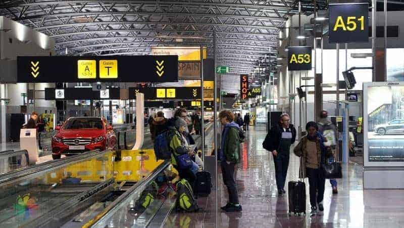 Brüksel Havaalanı Şehir Merkezi Ulaşım Rehberi