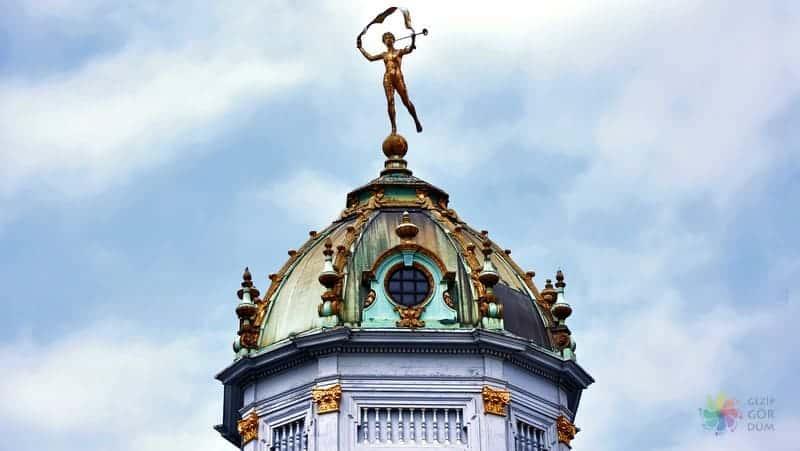 Grand Place Maison des Boulangers Brüksel
