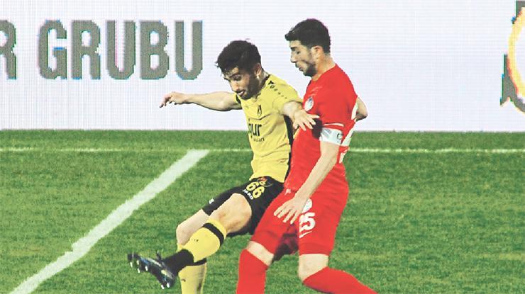İstanbulsporla Keçiörengücü yenişemedi
