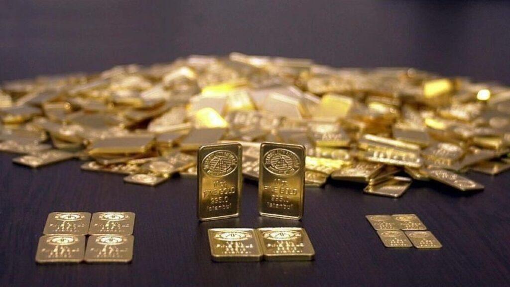 Türkiye'nin altın üretiminin 2021'de en az 45 ton olması bekleniyor