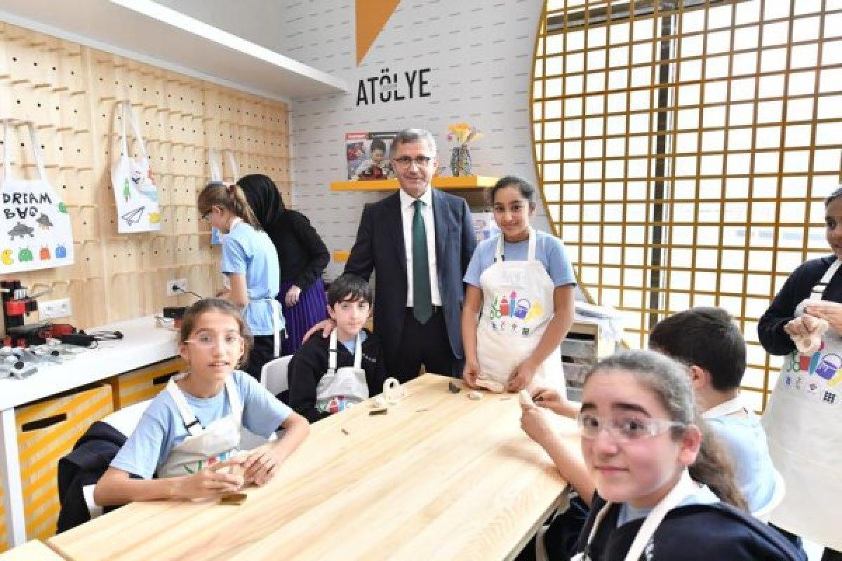 Türkiye nin en kapsamlı bilim merkezi: Bilim Üsküdar #3